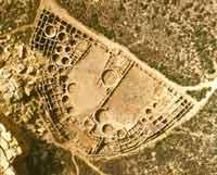 overview of Pueblo Bonito