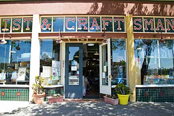 Artist and Craftsman Supplies