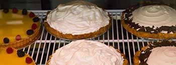 Pies at Sweet Adeline