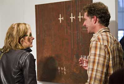 Andrea Schwartz and ?Martin Webb