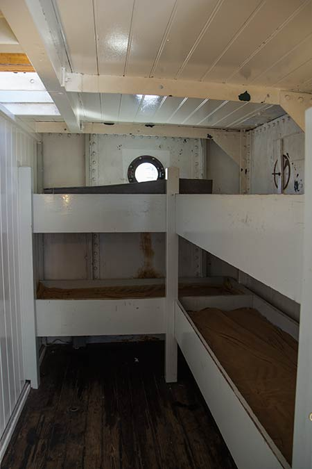 Mid Shipmen's quarters