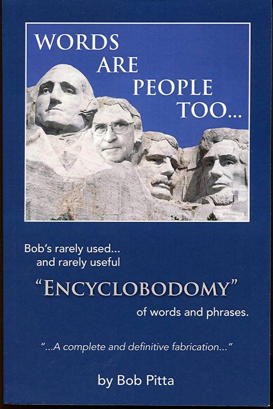 cover of Bob Pitta's book