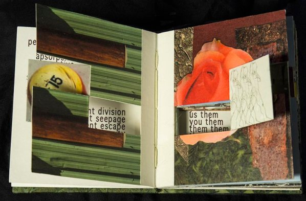 Artist Book by Jan Dove