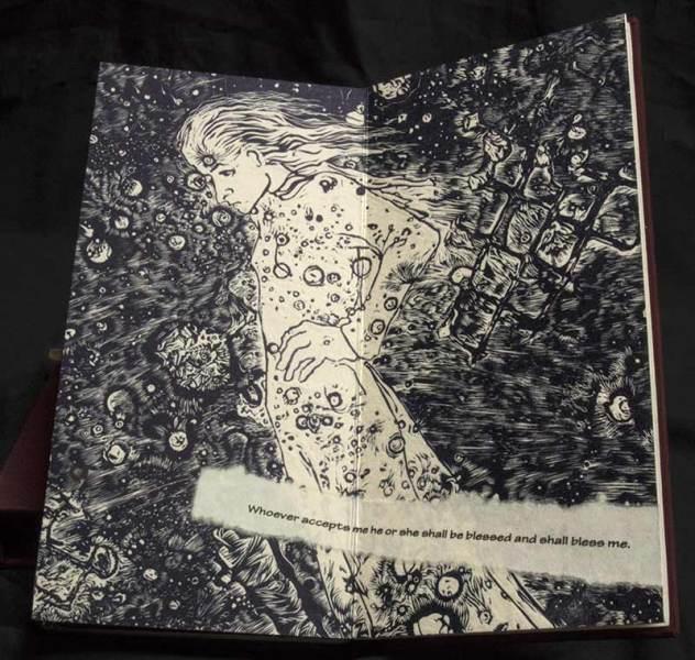Artist Book by Jan Dove