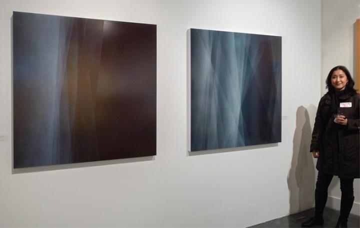 Paintings by Bernadette Jiyong Frank