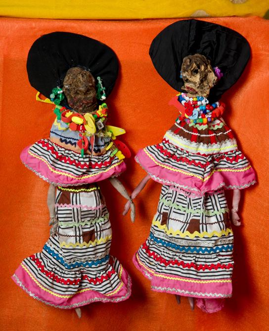 Seminole Dolls by Jessica Phrogus