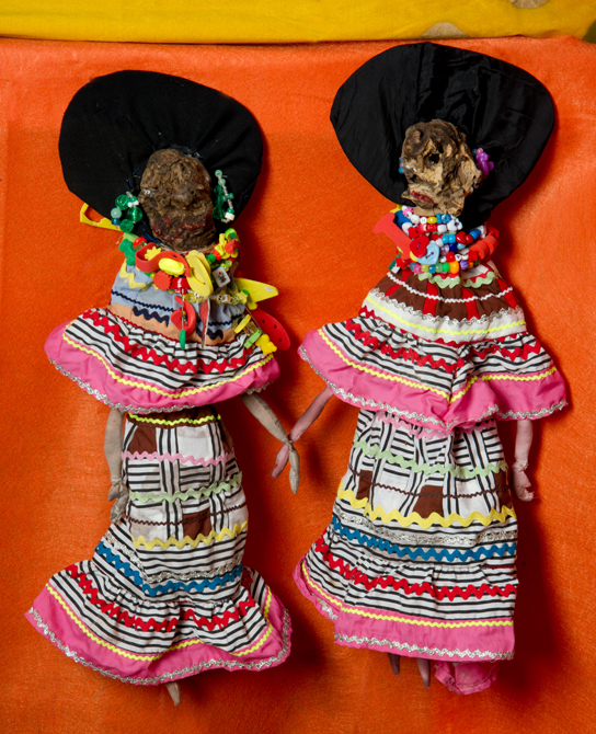 Seminole Dolls by Jessica Phrogus