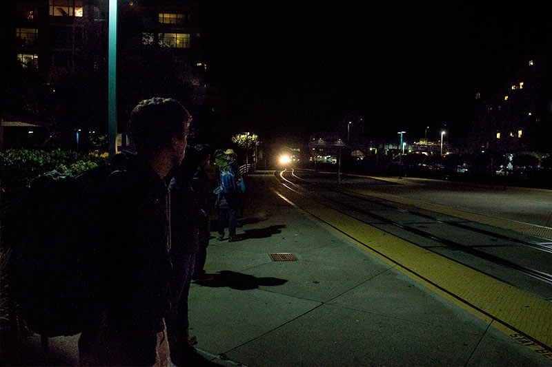 Amtrak station, Emeryville