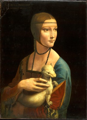 Lady with Ermine
