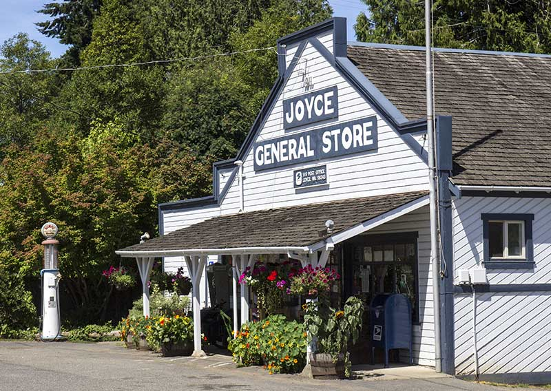 Joyce general store and postoffice