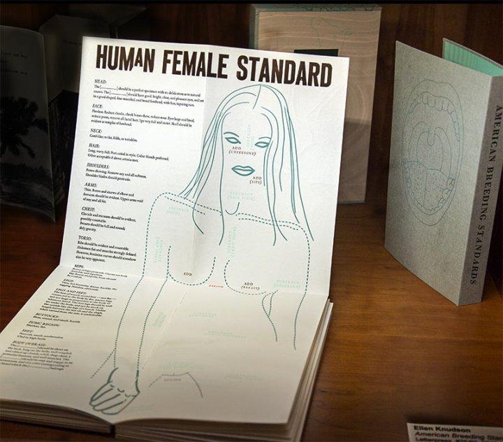 Ellen Knudson, Female Standards