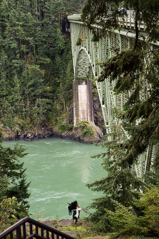 Deception Pass Bridge and Oola