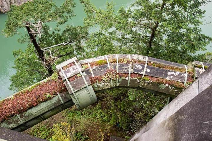 Deception Pass Bridge detail