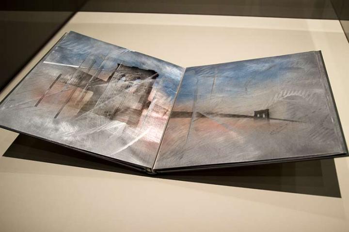 "Donald Glaister ""Brooklyn Bridge: A Love Song"""