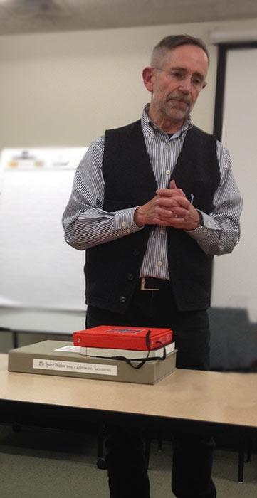 Ed Marquand of Tieton, WA