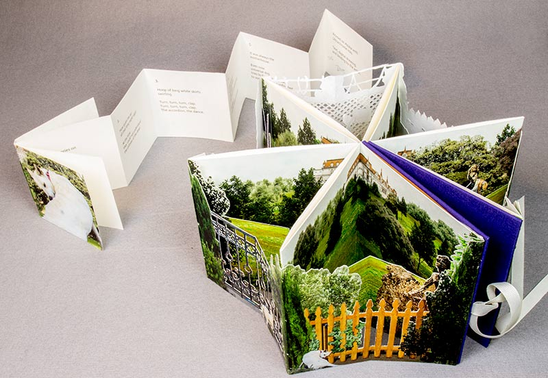 Motherhouse, artist book