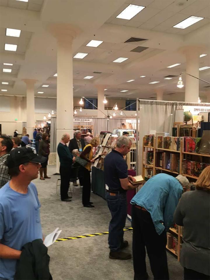 Antiquarian Book Fair