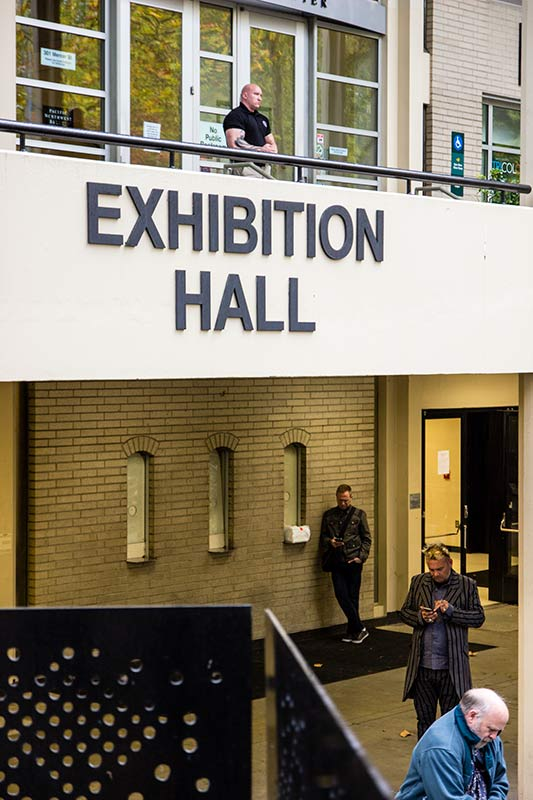 Exhibition Hall, Seattle