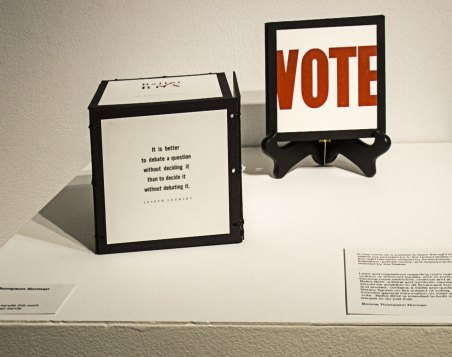 Bonnie Thompson Norman, Ballot BOX