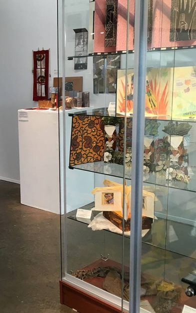 Selected Works from the Cynthia Sears Collection in the Sherry Grover Gallery, Bainbridge Island Museum of Art.