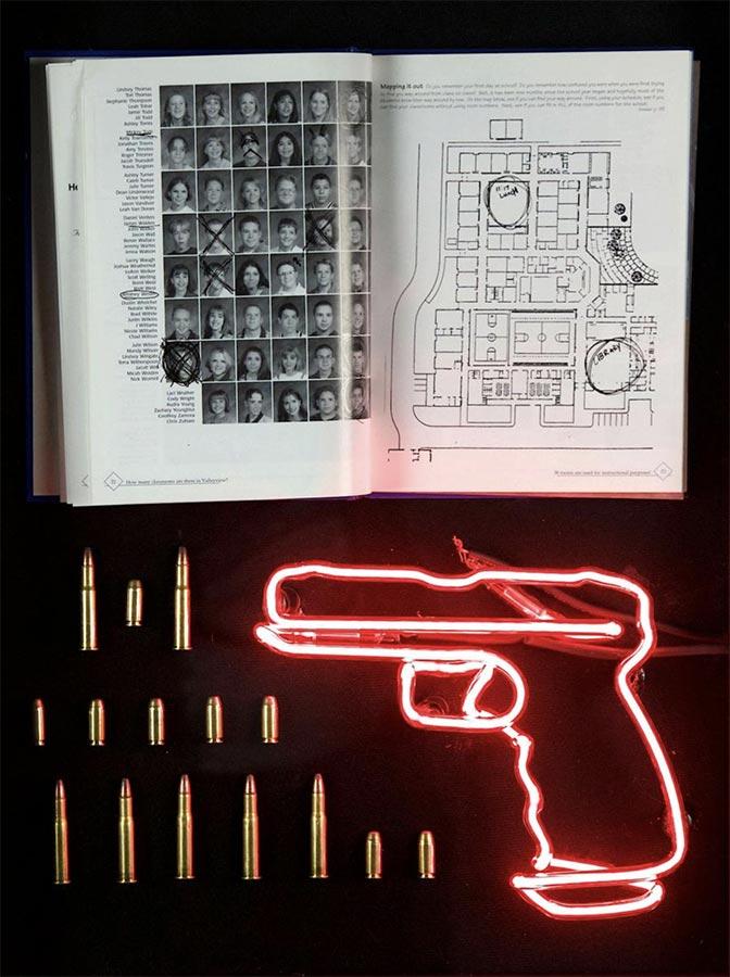 Shooting Range, Audrey Wilson